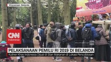 VIDEO: Semangat Partisipasi WNI Gunakan Hak Pilih di Belanda