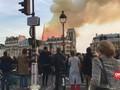 VIDEO: Usai Kebakaran, Notre-Dame Bakal Direstorasi