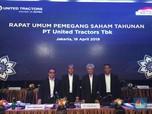 Perhatian! Gidion Hasan Tak Lagi Jadi Bos United Tractors