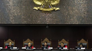 DPR Minta MA dan KY Segera Selesaikan RUU Jabatan Hakim