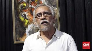 Iwan Fals Komentari Peluang NasDem Jadi Oposisi
