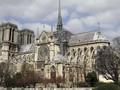 Maskapai Prancis Gratiskan Tiket untuk Relawan Notre Dame
