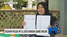 VIDEO: Tagihan Pulsa Rp 11 Juta Karena Game Online