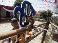 Lima Komisioner KPU Palembang Mangkir Saat Pelimpahan Berkas