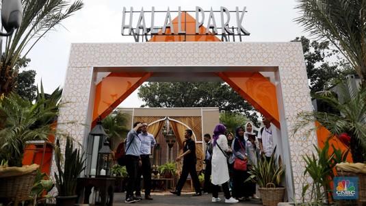 Mengintip Cikal Bakal Halal Park Rp 250 Miliar di GBK