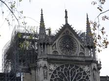 Dana Rp 7,9 T Terkumpul untuk Pembangunan Katedral Notre-Dame