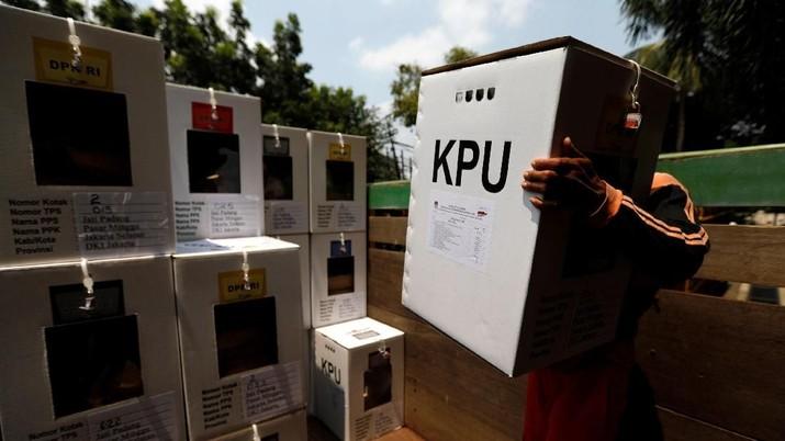 Surat Suara Tercoblos 01, Bawaslu: Pemilu Ulang di Malaysia!