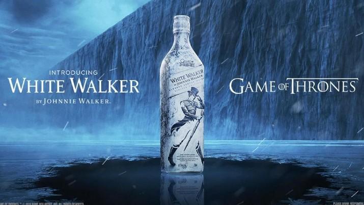 Wiski sampai Gincu, Merek-merek Dunia Sambut Game of Thrones
