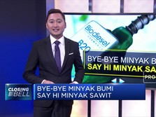 Bye-Bye Minyak Bumi, Say Hi Minyak Sawit