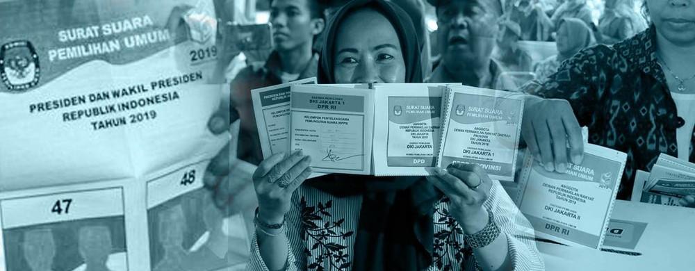 Indonesia Memilih!