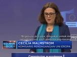 UE Berikan Lampu Hijau untuk Negosiasi Dagang dengan AS
