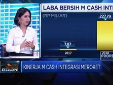 M Cash Garap Bisnis Layanan Digital Restoran