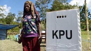 Bawaslu Dalami Penyebab 2 Distrik di Jayapura Pemilu Susulan