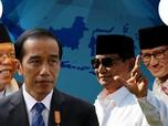 Situng KPU Nyaris 90%, Prabowo Ketinggalan 15,82 Juta Suara!