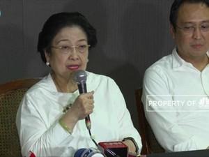Megawati Optimistis Jokowi Memenangkan Kontestasi