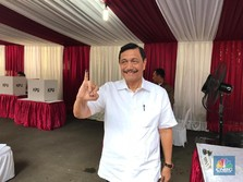 Lobi Prabowo, Luhut: Kami Ketawa-Ketawa
