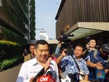 Hary Tanoe Perkirakan Jokowi Menang Selisih 10%-12%