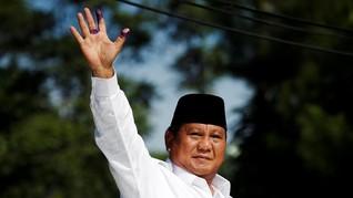 Prabowo Menangkan Pemungutan Suara di 'Markas ISIS'