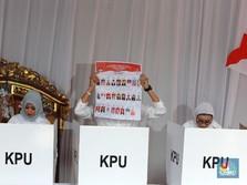 Kapan Hasil Real Count Pemilu 2019 Diumumkan KPU?