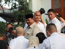 Naik Lagi, Kubu Prabowo-Sandi Klaim Kemenangan 62%