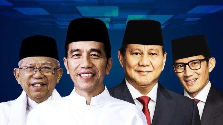Alasan Rupiah Melemah: Gara-gara Klaim Jokowi dan Prabowo?