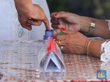 Simak, Indonesia Election 2019 Dalam Angka