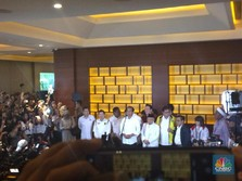 Pernyataan Lengkap Jokowi Komentari Exit Poll & Quick Count