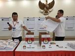 Hampir 100%, Quick Count 5 Lembaga Ini Menangkan Jokowi
