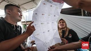 Quick Count Indo Barometer: 7 Partai Gagal Lolos Ambang Batas