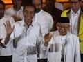 Quick Count 6 Lembaga Suara Masuk 97 Persen: Jokowi Unggul