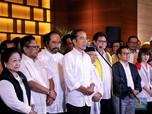 Jokowi Bubarkan TKN, Koalisi Ikut Bubar Juga?