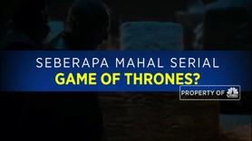 Mahalnya Serial Game of Thrones