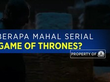 Mahalnya Serial Game of Thrones