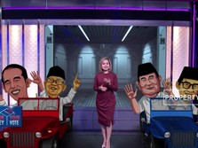 Jokowi Unggul Dalam Survei Elektabilitas