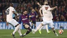 Mourinho: Messi Harus Dikurung di 'Kandang'