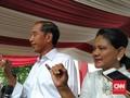 Quick Count Kompas 60,6 Persen: Jokowi Unggul 54,8 Persen