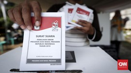 Ribuan Warga di 14 TPS Palembang Tolak Pemilu Lanjutan