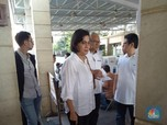 Setelah Nyoblos, Harapan Sri Mulyani: Korupsi Hilang!