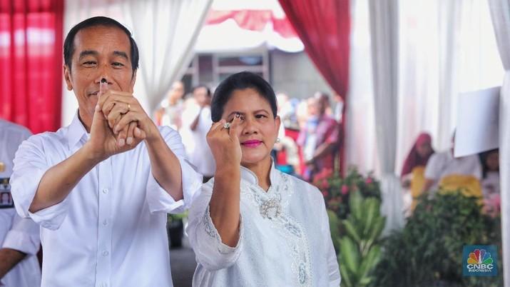 Hasil Pemilu Luar Negeri, Jokowi Unggul di Lebanon