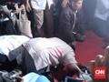 Prabowo Sujud Syukur Usai Klaim Unggul 62 Persen