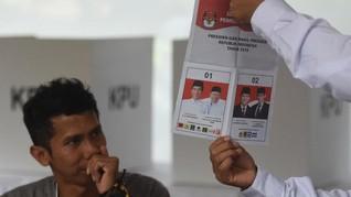 Jokowi Dominasi Hitung Suara Pilpres 2019 di Hamburg