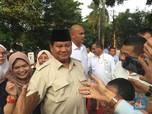 Menebak Data Kemenangan 62% Prabowo Subianto