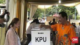 Usai Mencoblos, Tommy Soeharto Sebut Ada yang Cederai Pemilu