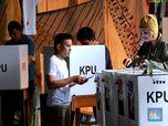 Real Count KPU 14.15 WIB: Suara PDIP Bertambah Dekati 20%