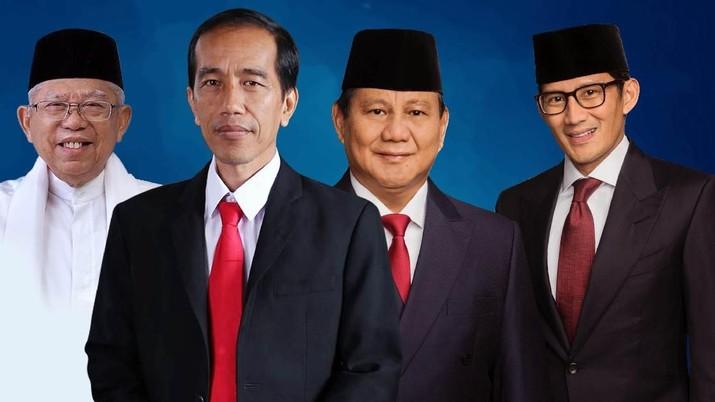 Cerita Pidato 1 Kali Jokowi & Misteri 'Raibnya' Sandiaga Uno