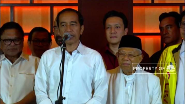 Berkah Jokowi Effect! Dana Asing Sehari Tembus Rp 1,4 T