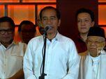 Kebanjiran Ucapan Selamat, Ini Cara Jokowi Membalasnya