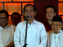 Real Count KPU: Jokowi Unggul 10,8 Juta Suara dari Prabowo