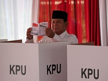 Bermodal Exit Poll, Prabowo-Sandi Klaim Kemenangan 55%