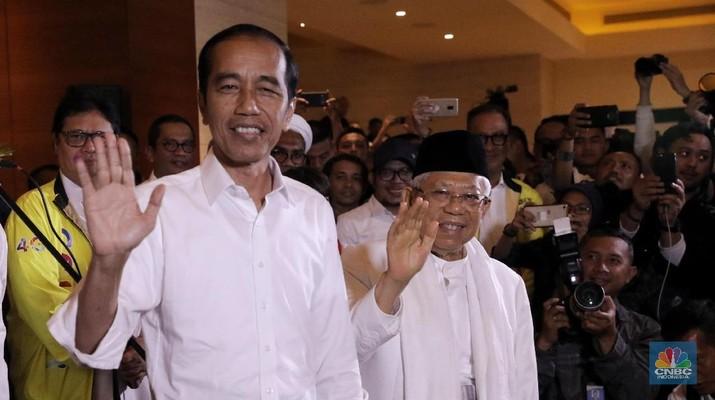 Hasil Sementara Luar Negeri, Jokowi Unggul di 35 Negara